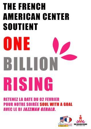 1 billion rising Montpellier