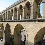 Les Arceaux Montpellier